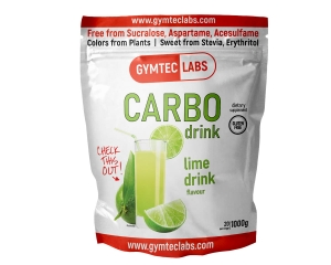 CARBO lime flavor 1000g